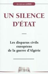 Jean-Jacques Jordi - Un silence d'Etat