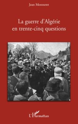 Jean Monneret - La guerre d'Algérie