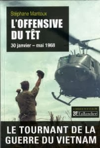 Stéphane Mantoux - L'offensive du Têt