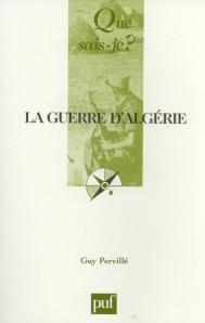 Guy Pervillé - La guerre d'Algérie - Que_sais_je
