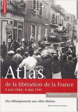 Stéphane Simonnet - Atlas de la libération