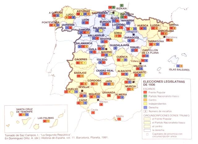 carte-des-elections-espagnoles-fevrier-1936